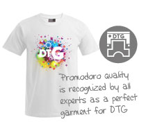DTG - Direct to Garment