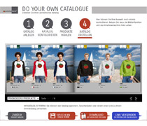 Do your own catalogue