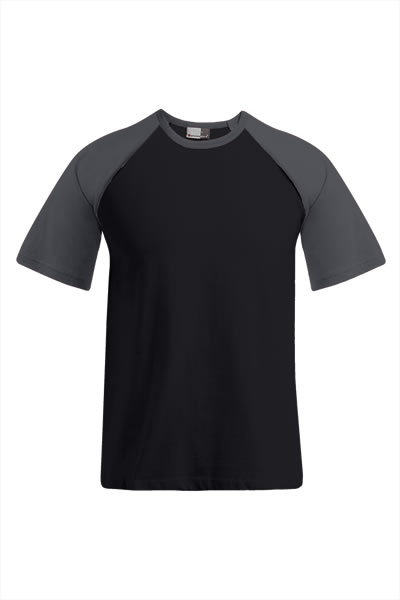 Men's Raglan-T  Raglan T-Shirt, Single Jersey, 100 % Baumwolle, 180 g/m², XS–XXL. Preis: 9,99€ incl.19% MwSt.  Verfügbare Größen: XS, S, M, L, XL, XXL  Artikelnummer: 10403