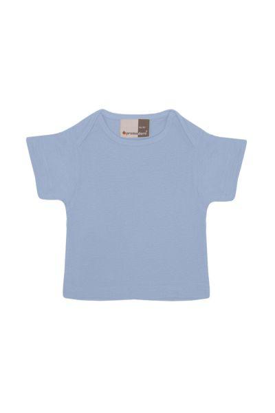 Baby-T  ,T-Shirt, Schulteröffnung, Single Jersey, 100 % Baumwolle, 150 g/m² Preis: 4,90€ incl.19% MwSt.  Verfügbare Größen: 56/62, 68/74, 80/86 Artikelnummer: 10509