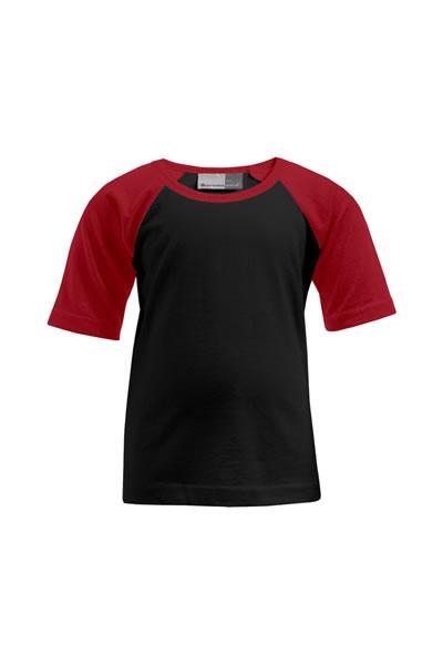 Kid's Raglan-T  ,Raglan T-Shirt, Single Jersey, 100 % Baumwolle, 180 g/m², 104–164. Preis: 6,90€ incl.19% MwSt.  Verfügbare Größen: 104, 116, 128, 140, 152, 164 Artikelnummer: 10511