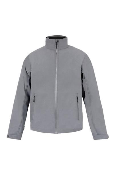 Men's Softshell Jacket  Jacke, Stehkragen, Reißverschluss mit Regen- und Kinnschutz, verstellbare Armabschlüsse mit Klettverschluss, Tunnelzug am Saum mit Kordelstopper innen, 2 Seitentaschen mit Reißverschluss, Fixierung für Aussenjacke, neutrales Grössenetikett, Atmungsaktiv, Wasserdicht 8.000 mm, Softshell Bonded Fleece bi-elastisch, Außenmaterial: 95 % Polyester, 5 % Elasthan, Innenmaterial: 100 % Polyester, 310 g/m², S–5XL.  Jacken Konzept 4-in-1, kombinierbar mit Aussenjacke Preis: 44,97€ incl.19% MwSt.  Verfügbare Größen: S, M, L, XL, XXL, XXXL, 4XL, 5XL Artikelnummer: 10421